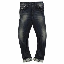 G Star Raw Arc Loose Tapered Ladies Jeans