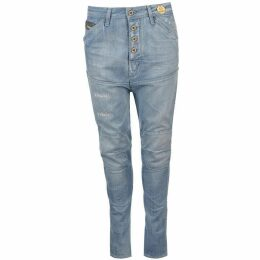 G Star Raw Dean Loose Tapered Ladies Jeans