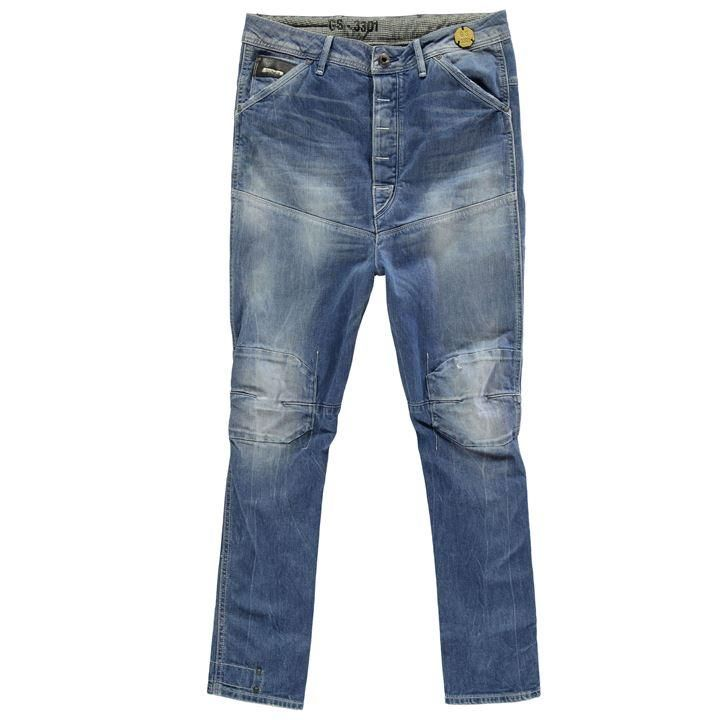 G Star Dean Loose Tapered Jeans