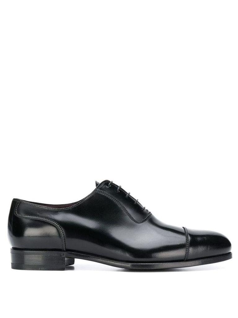 Lidfort formal derby shoes - Black