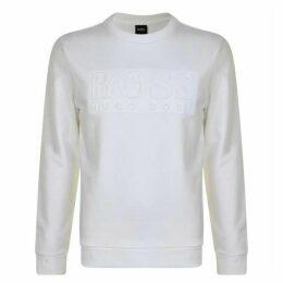 Boss Bodywear Hertitage Logo Crew Sweatshirt