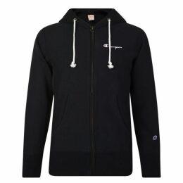 Champion Terry Reverse Hooded Zip Sweatshirt