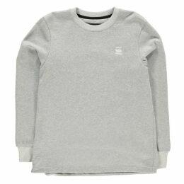 G Star Side Zip Sweatshirt