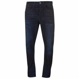 G Star Raw 3D Tapered Fit Mens Jeans