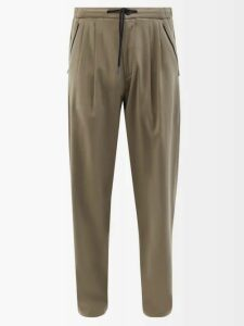 Gucci - Shark Print Cotton Sweatshirt - Mens - Grey
