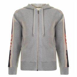 Gucci Ribbon Hooded Sweatshirt