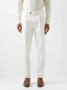 Moncler - Nash Hooded Down Jacket - Mens - Navy