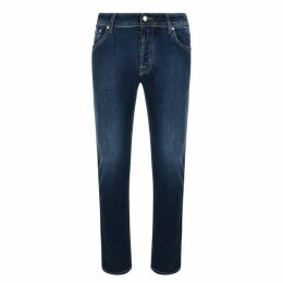 Jacob Cohen Badge Slim Jeans