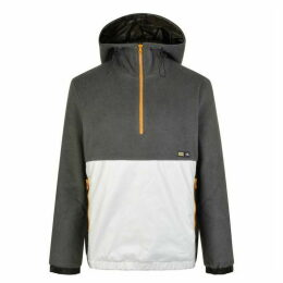 Lanvin Contrast Panel Over The Head Fleece