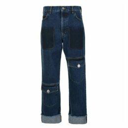 JW Anderson Multi Pocket Jeans