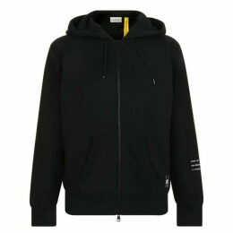 7 Moncler Fragment Maglia Hooded Zip Sweatshirt