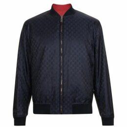 Gucci Sega Reversible Bomber Jacket