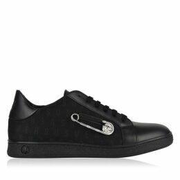 Versus Versace Safety Pin Low Top Trainers