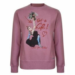 Vivienne Westwood Get A Life Sweatshirt