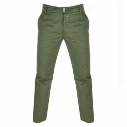 Vivienne Westwood Classic Chino Trousers Green
