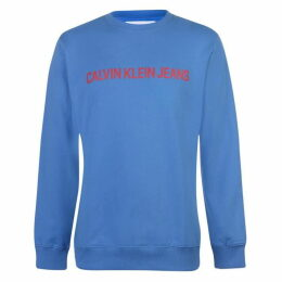Calvin Klein Jeans Institute Logo Crew Sweater