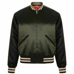 Gucci Reversible Rib Baseball Jacket