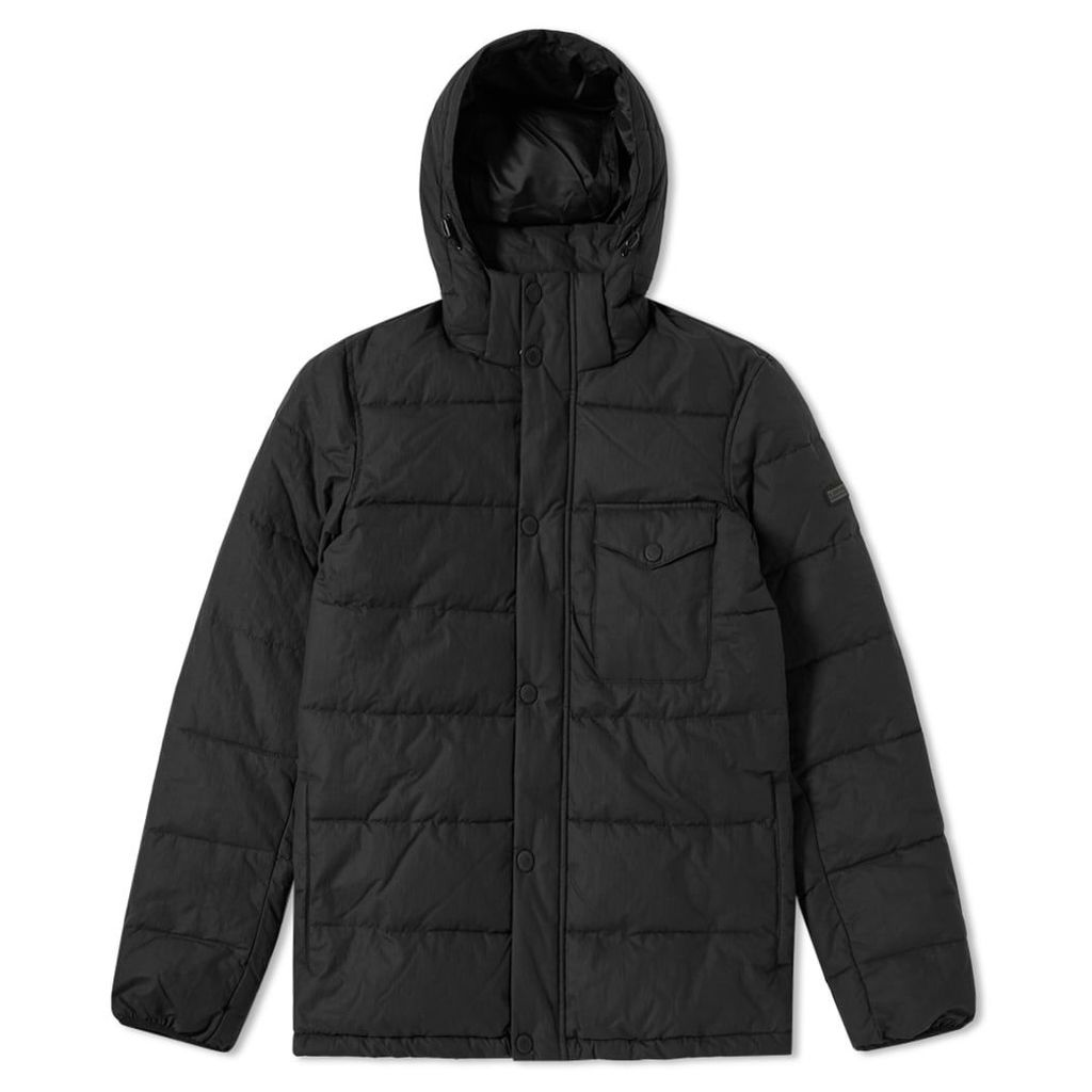 Barbour International Pivot Quilt Jacket Black