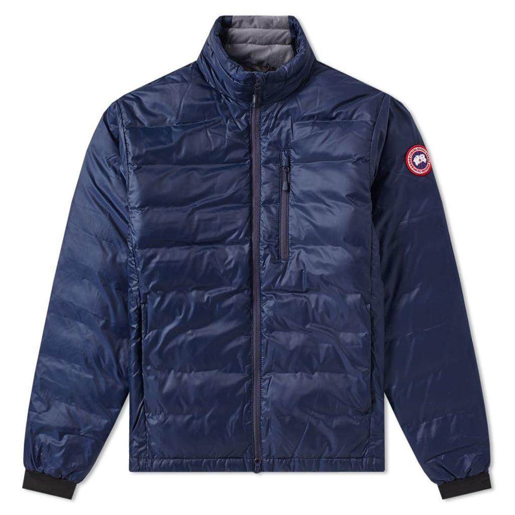 Canada Goose Lodge Jacket Admiral Blue & Black
