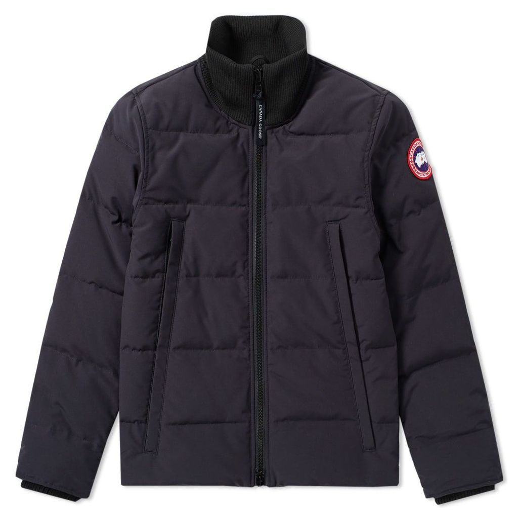 Canada Goose Woolford Fusion Fit Jacket Navy