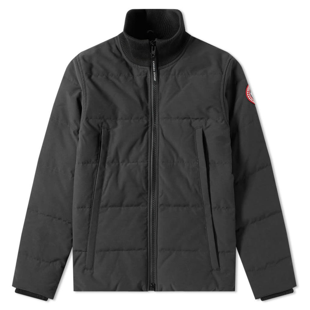 Canada Goose Woolford Jacket Black