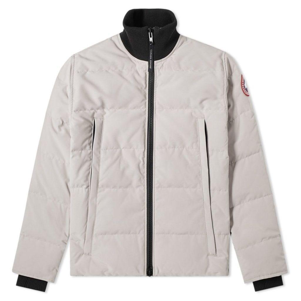 Canada Goose Woolford Jacket Limestone