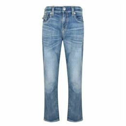 True Religion Look Relaxed Slim Geno Jeans