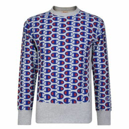 Champion Print Sweatshirt