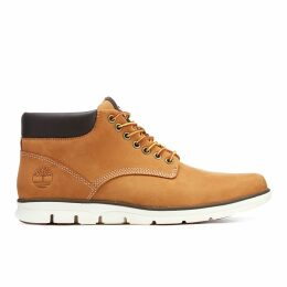 Timberland Men's Bradstreet Chukka Leather Boots - Wheat - UK 7