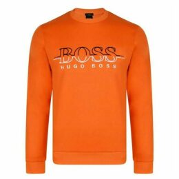 Boss Salbo Crew Neck Sweatshirt