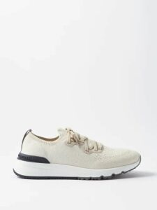 Givenchy - Logo-stripe Side-panel Track Pants - Mens - Blue