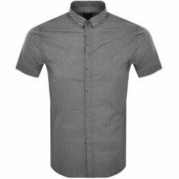 Emporio Armani Crew Neck Sweatshirt Grey