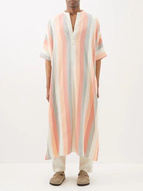 Wales Bonner - Cargo Wool Trousers - Mens - Black