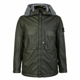 Stone Island Shadow Project Hooded Parka Jacket