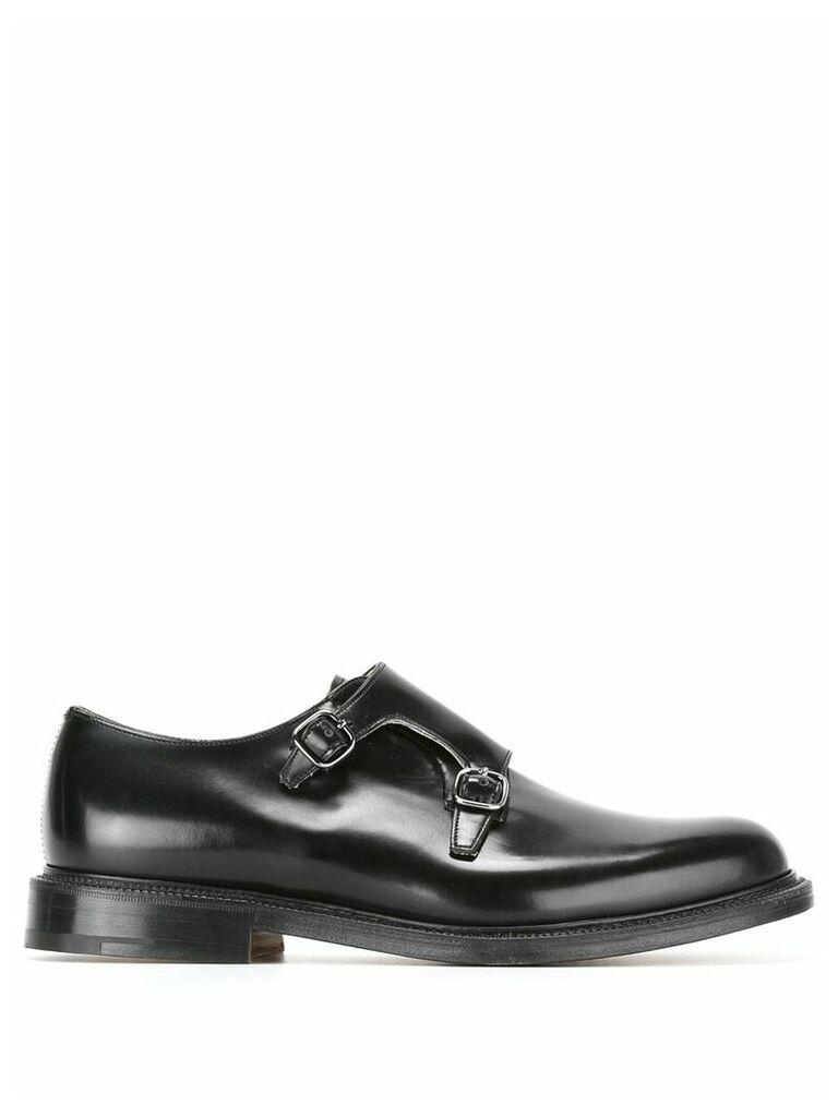 Church's Spazzolato Double monk shoes - Black