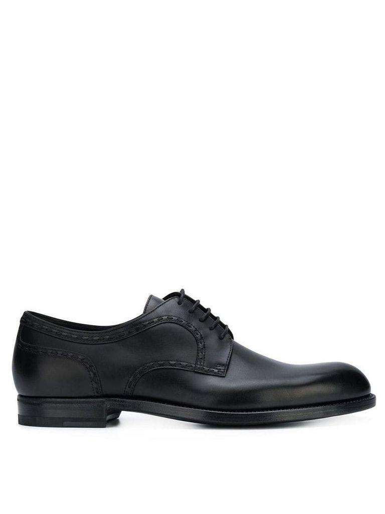 Bottega Veneta lace-up shoes - Black
