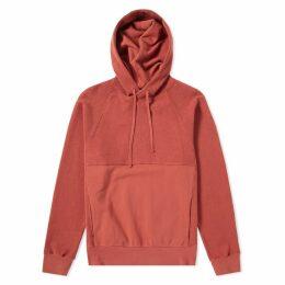Les Basics Le 5050 Hoody Red