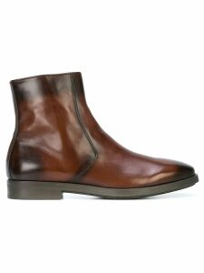 To Boot New York Diver ankle boots - Brown