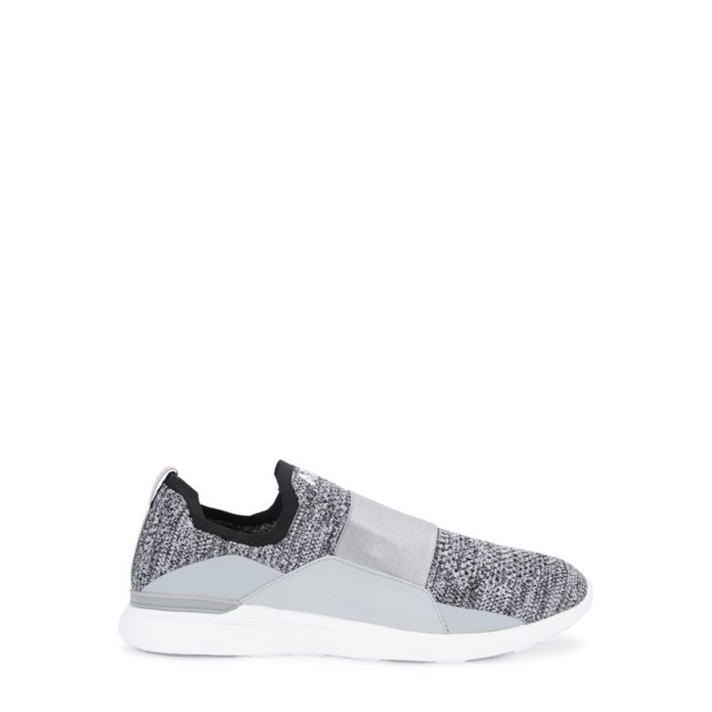 Athletic Propulsion Labs Techloom Bliss Grey Knitted Trainers