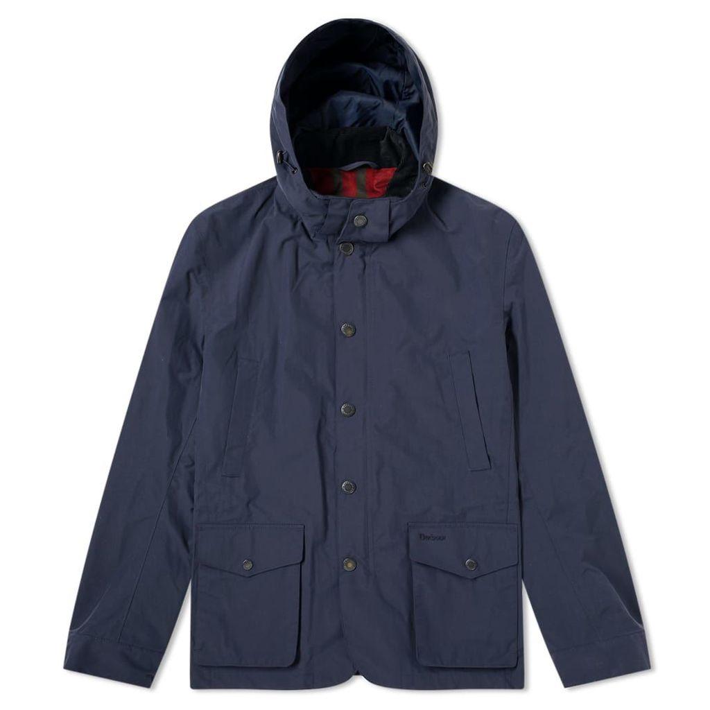 Barbour Cookney Jacket Navy
