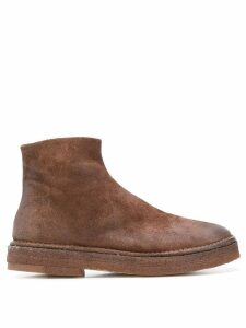 Marsèll chelsea ankle boots - Brown