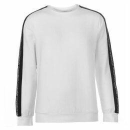 Antony Morato Tape Crew Neck Sweatshirt