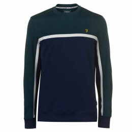 Farah Sport Kendrew Crew Sweater