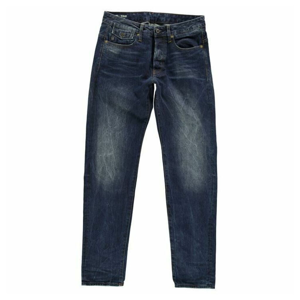 G Star Riban Tapered Jeans