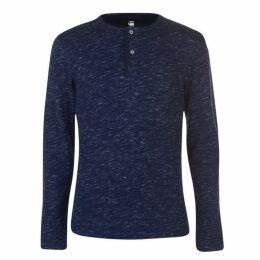 G Star Xauri Granddad Collar Sweater