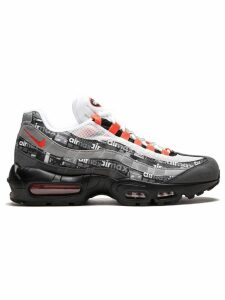 Nike Air Max 95 printed sneakers - Black
