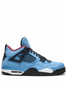 Jordan Nike x Travis Scott Air Jordan 4 Retro sneakers - Blue