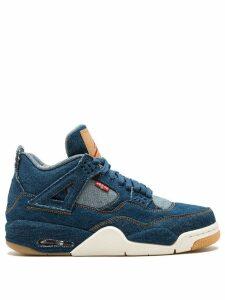 Jordan Nike x Levi's Air Jordan 4 Retro sneakers - Blue