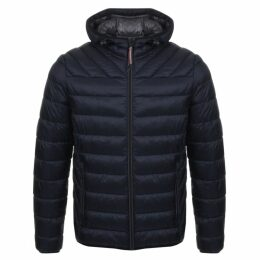 Napapijri Aerons 1 Hooded Jacket Blue