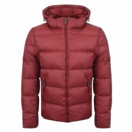 Pyrenex Spoutnic Jacket Red